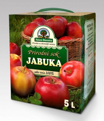 Ambalaža za sok Natura Slavonica