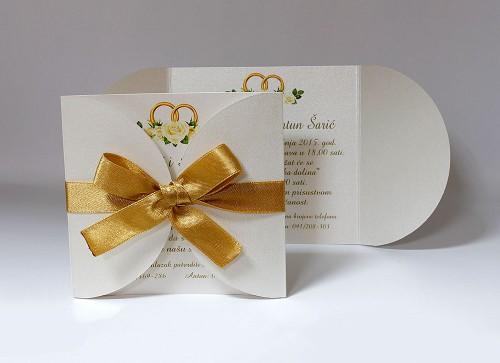 Vjenčana pozivnica