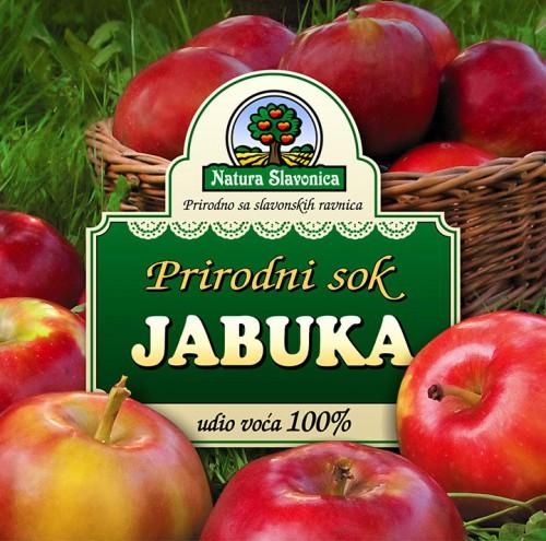 Natura Slavonica znak na ambalaži