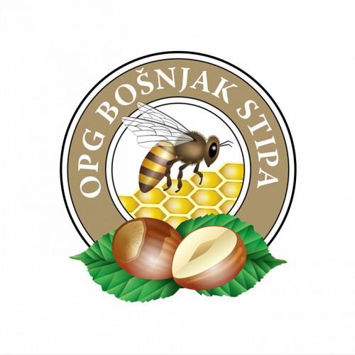 znak za proizvođača meda i lješnjaka