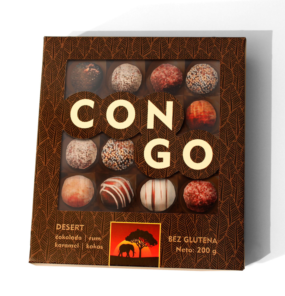 Congo desert